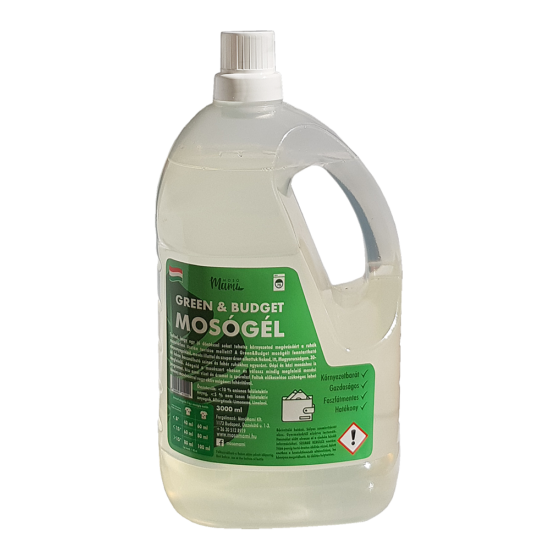 MM Green&Budget mosógél (5000 ml)