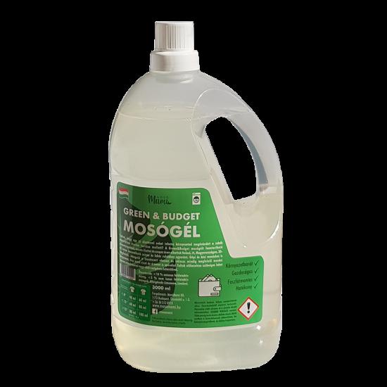 MM Green&Budget mosógél (3000 ml)