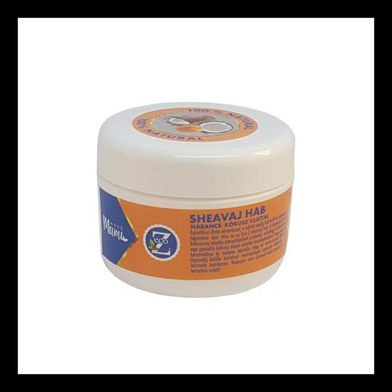 MM - Sheavaj hab narancs-kókusz (100 ml)