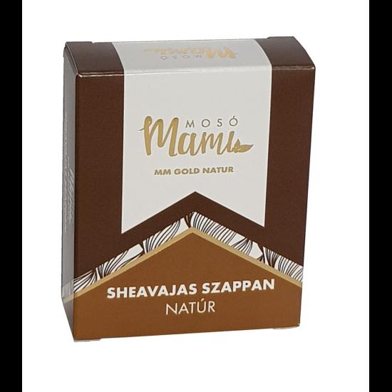 MM - Sheavajas Szappan 90g (natúr)