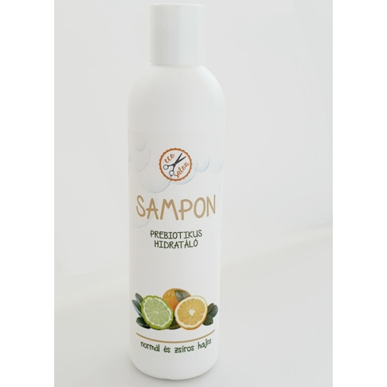 Eco-Salon prebiotikus sampon normál és zsíros hajra