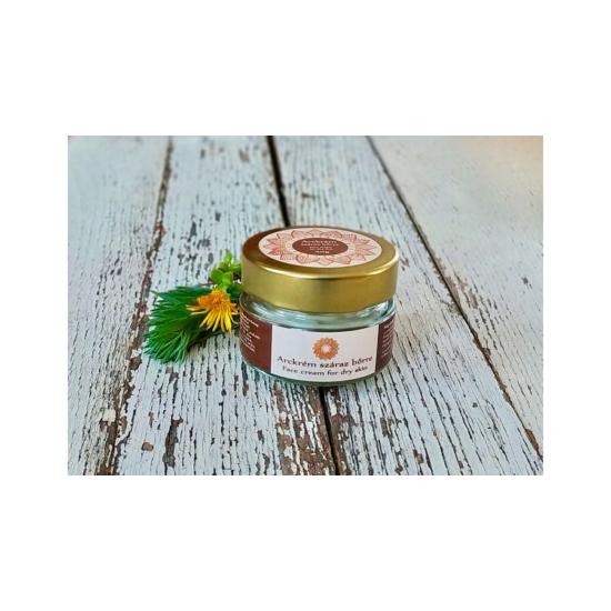 Arckrém száraz bőrre, sárgabarack olajjal és vitaminokkal 40g