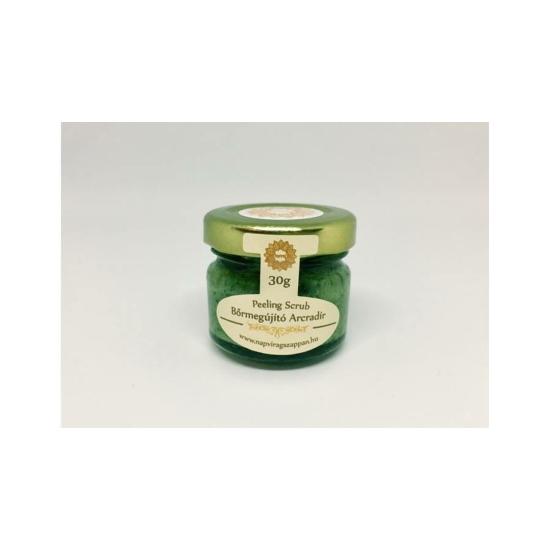 Arcradír Menta-citromfű parajdi sóval és organikus olajokkal 30g