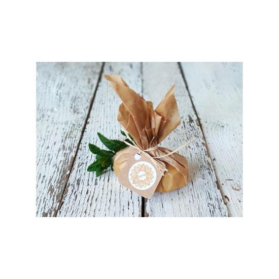 Szilárd testápoló organikus shea - és kakaó vajjal (50 g)