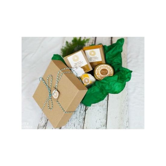Ajándék válogatás 4 termékkel-dobozban