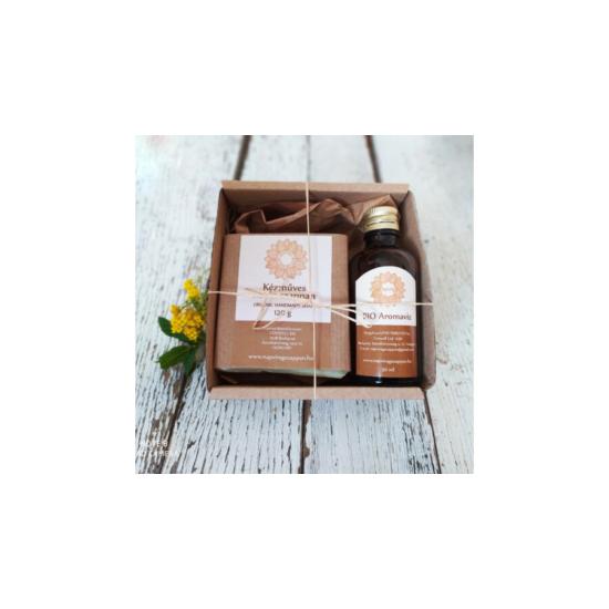 Napvirág Hajápoló csomag