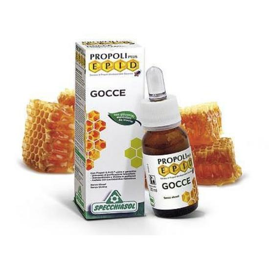 Propolisz csepp- Specchiasol® Alkoholmentes, EPID® szabadalommal (30 ml)