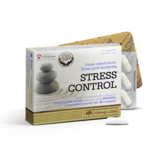 Stress Control kapszula (30 db)