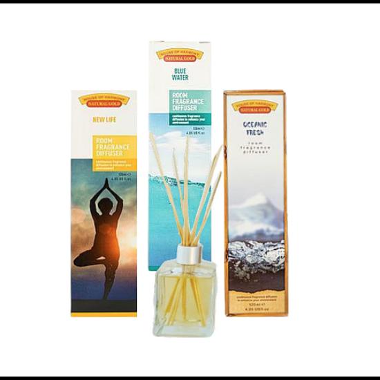 Bambuszpálcás illatosító csomag - Friss fuvallat