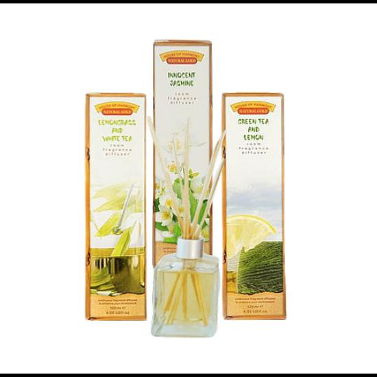 Bambuszpálcás illatosító csomag - Wellness