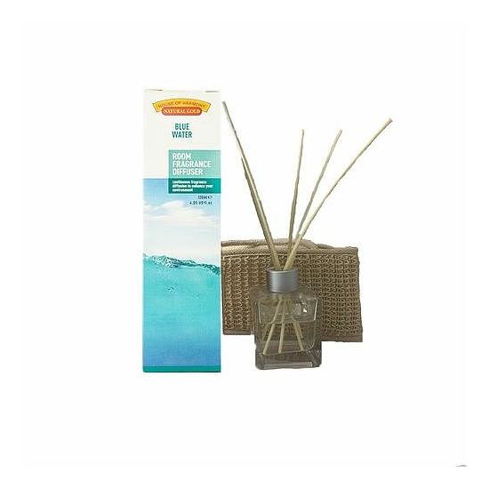 Bambuszpálcás illatosító (120ml, Bluewater)