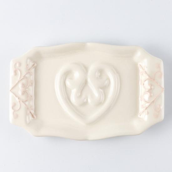 PurPur szappantartó kerámia Tál (Silk&Secret )