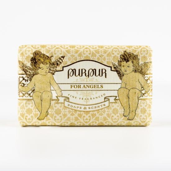 PurPur szappan (190g, Angyaloknak-téli varázslat)