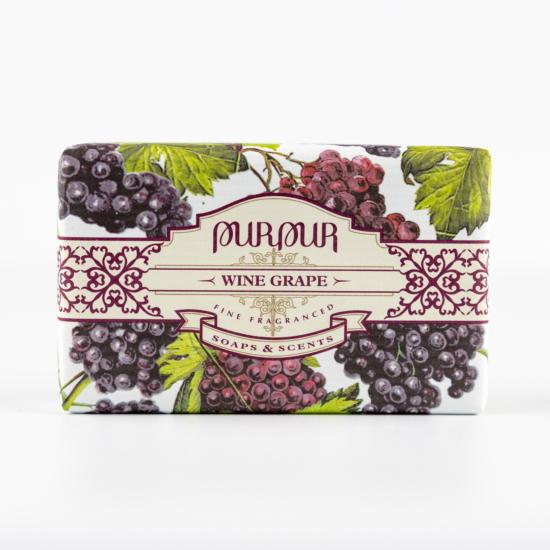 PurPur szappan (190g, Kadarka szőlő)