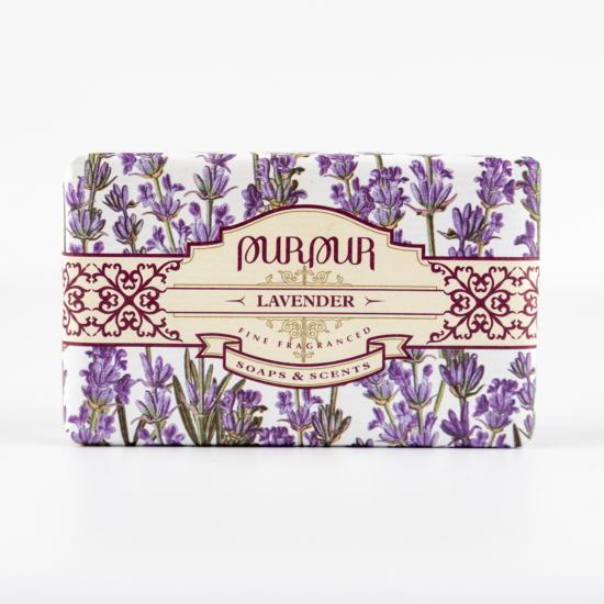 PurPur szappan (190g, Levendula)