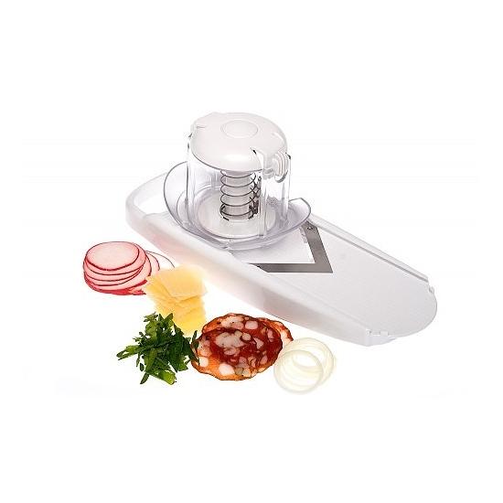 V-Pengés konyhai szeletelő (kicsi)