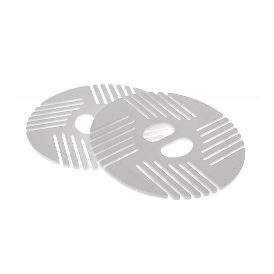 Csepegtető tálca kerek vákuumdobozhoz