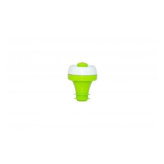 Vákuumdugó (zöld)