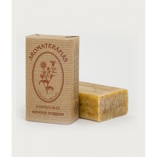 Aromaterápiás natúr szappan Körömvirág olajjal és Bergamott illóolajjal 90g
