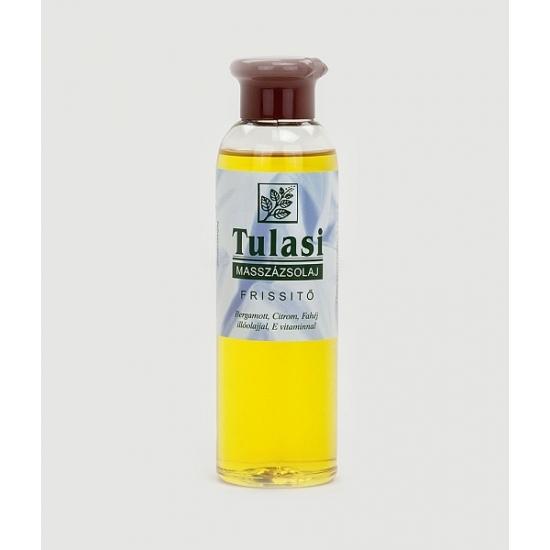 Masszázsolaj Frissítő (250 ml)