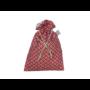Kép 1/2 - Újrazsák-Kenyeres tasak mini, Fiona-piros
